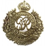 Royal Canadian Engineers GV1R Brass