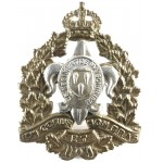 Canada Le Regiment De Maisoneuve Bi Metal Cap Badge
