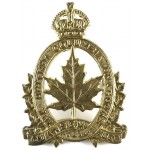 Canada The British Columbia Dragoons Brass