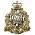 Canada Le Regiment De Maisoneuve E11R Bi Metal