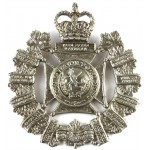 Canada Royal Winnipeg Rifles E11R White Metal