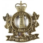 Canada Le Regiment De Hull E11R Brass Cap Badge