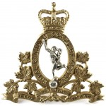 Royal Canadian Corps Of Signals Officers Silver/Gilt