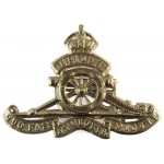 Canada Artillery Brass Cap Badge