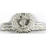 German Navy Silver Standard Breast Badge