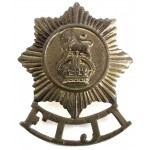 Fiji Defence Force Brass Cap Badge