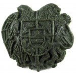 Armenia Army Plastic Military Cap Badge
