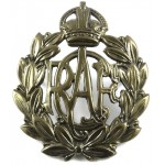 Royal Canadian Air Force Brass Cap Badge