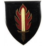 South Africa 11th Commando Arm Badge