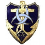 France 7th Colonial Infantry Drago Breast Badge
