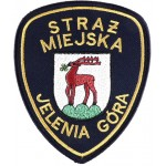 Poland Jelenia Gora Municipal Police Cloth Patch