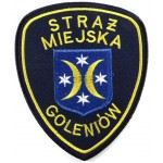 Poland Goleniow Municipal Police Cloth Arm Patch