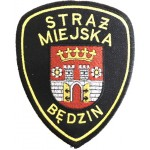 Poland Bedzin Municipal Police Cloth Patch