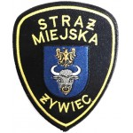 Poland Zywiec Municipal Police Cloth Patch