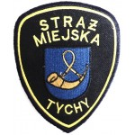 Poland Tychy Municipal Police Cloth Patch