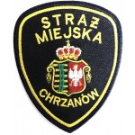 Poland Chrzanow Municipal Police Cloth Patch
