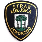Poland Jaworzno Municipal Police Cloth Patch