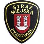Poland Pyskowice Municipal Police Cloth Patch