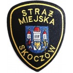 Poland Skoczow Municipal Police Cloth Patch