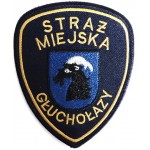 Poland Glucholazy Municipal Police Cloth Patch
