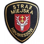 Poland Hrubieszow Municipal Police Cloth Patch