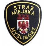 Poland Mysliborz Municipal Police Cloth Patch
