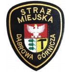 Poland Dabrowa Gornicza Municipal Police Cloth Patch