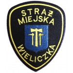 Poland Wieliczka Municipal Police Cloth Patch