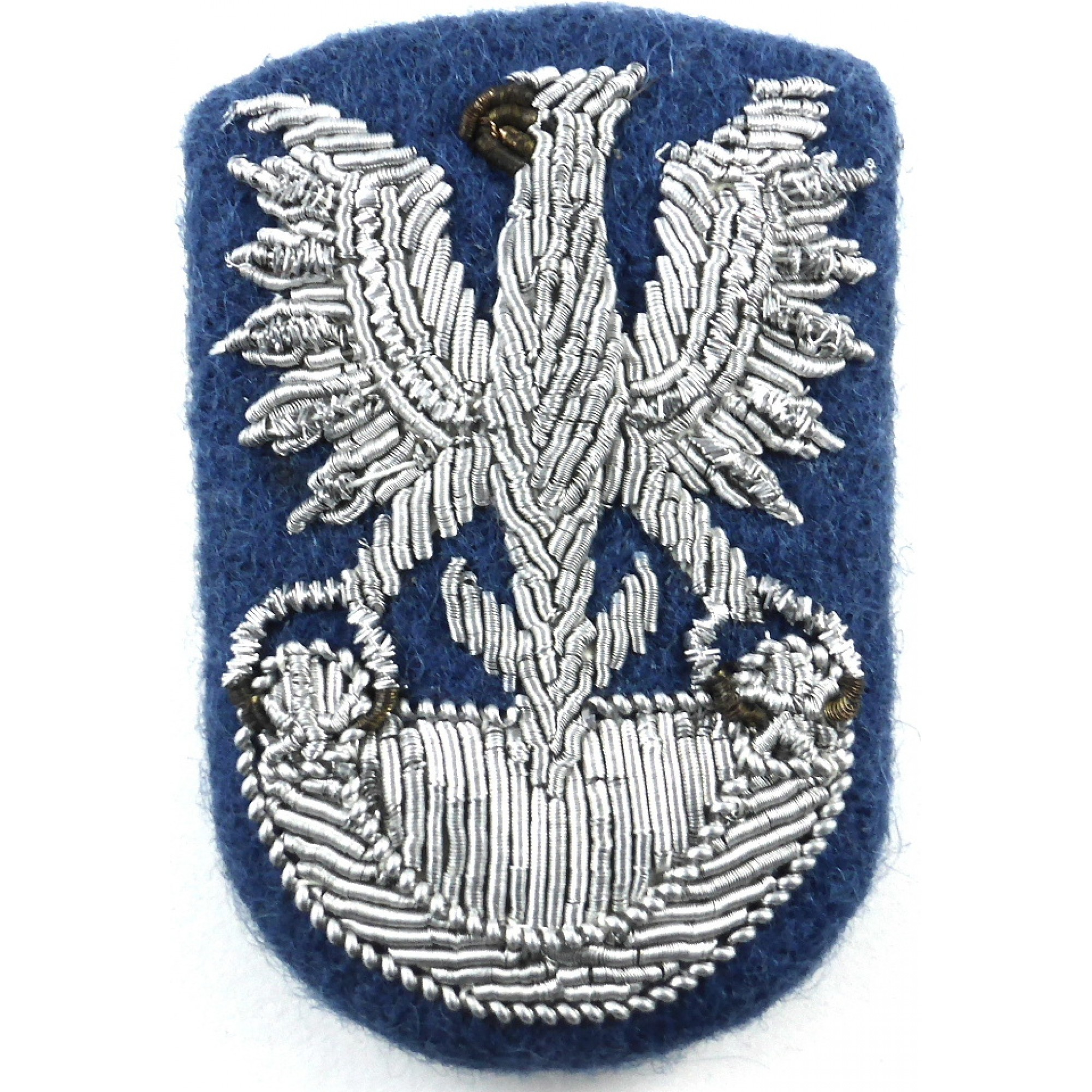 Poland Army Bullion Wire Cap/Beret Badge | Badges of the World