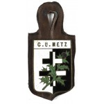 Metz Police France Pocket Badge