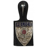 Mulhouse Police France Pocket Badge
