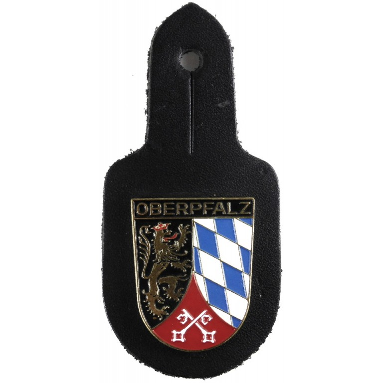 German Police Oberpfalz Breast Pocket Badge