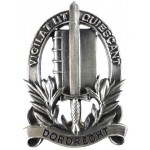 Netherlands Doordrecht Police Breast Badge