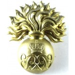 Grenadier Guards E11R Sgt`s & Musicians Brass Cap Badge