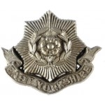 East Yorkshire Regt.WW2 Plastic Economy Cap Badge