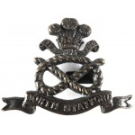 North Staffordshire Regt. Officers Bronze Cap Badge