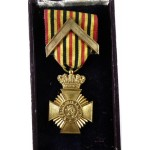 Belgium Military Decoration Full Size Boxed