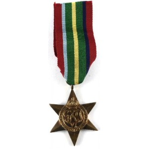 Pacific Star Military Medal WW2 Genuine Full Size With Ribbon