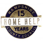 Bournmouth County Borough Home Help 15 Years Service