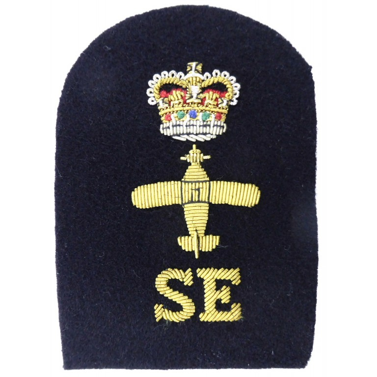 Royal Navy PO Safety Equipment 2nd Class