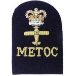 Royal Navy PO Meteriologist