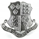 King Edwards School Birmingham CCF Anodised Cap Badge