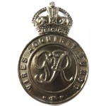 Royal Military College GV1R Brass