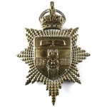 London University OTC Brass Cap Badge