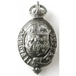 Eton College OTC White Metal
