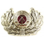 East German National Peoples Post Office Cap Badge