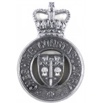 Cheshire Constabulary Chrome Large Letters