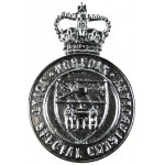 Norfolk Joint Special Constabulary Chrome Cap Badge
