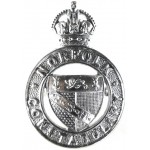 Norfolk Constabulary Pre 1953 Chrome Cap Badge