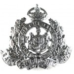 East Suffolk Police Pre 1953 Chrome Cap Badge